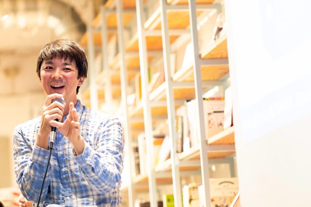 ジェネレートワン代表取締役CEOを務める髙瀬敦也